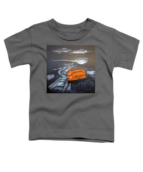 Porsche Gt3 @ Le Mans #3 Toddler T-Shirt
