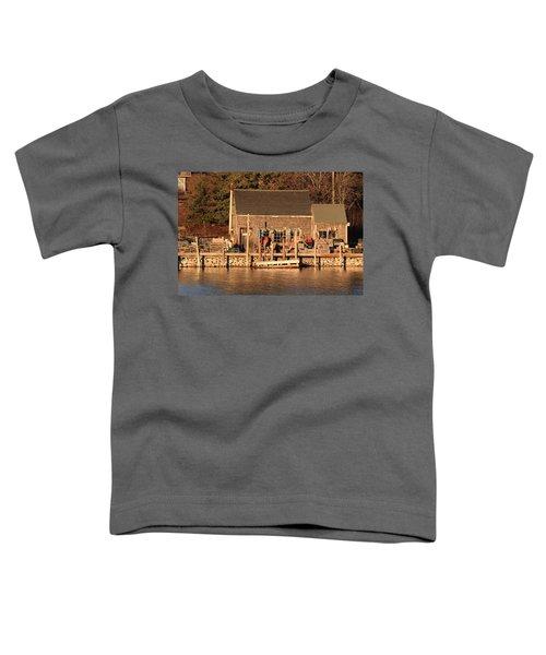 Port Clyde Life 2 Toddler T-Shirt