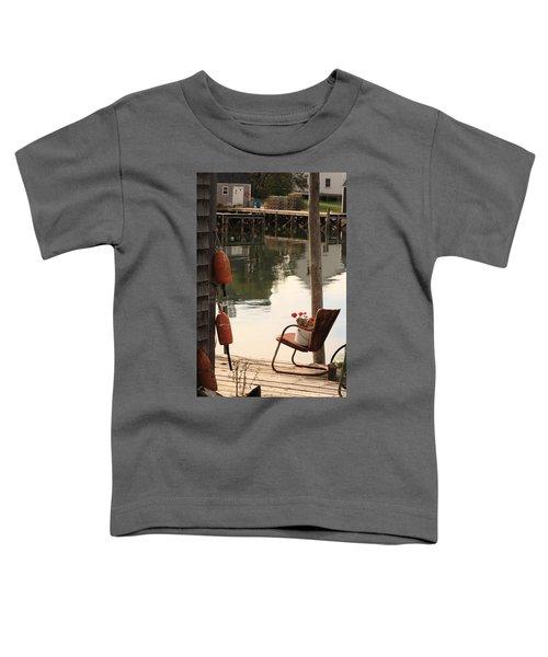 Port Clyde Life Toddler T-Shirt