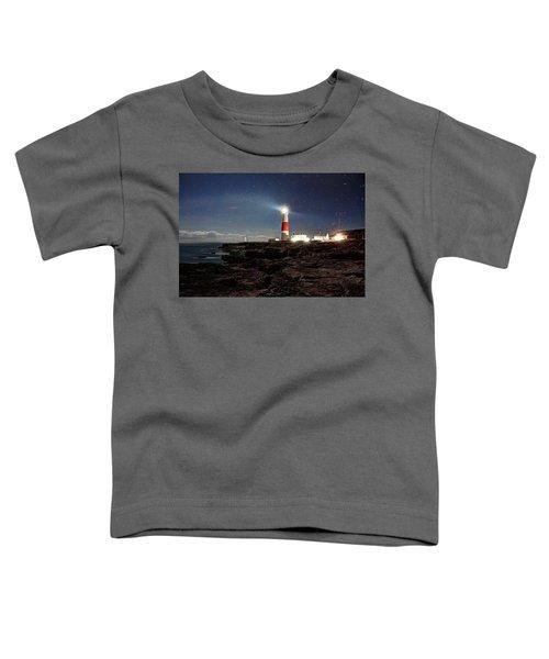 Portland Bill Lighthouse Uk Toddler T-Shirt