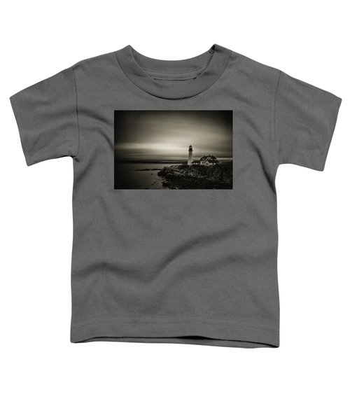 Portland Head Light 3 Toddler T-Shirt
