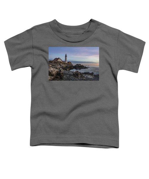 Portland Head Light December 2015 Toddler T-Shirt