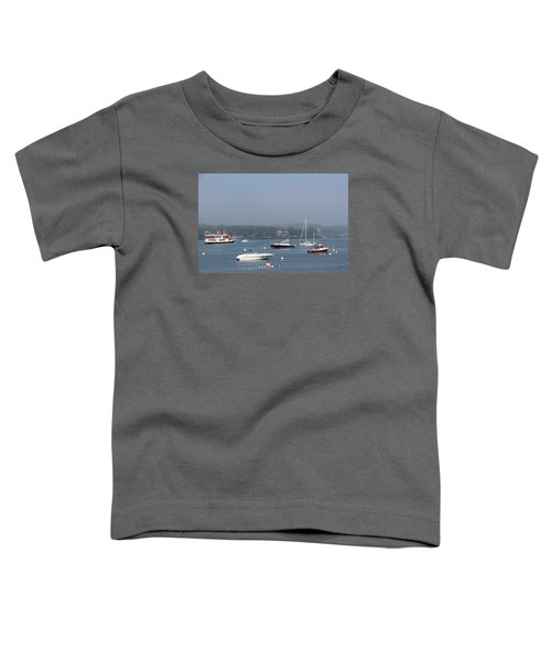 Portsmouth Harbor Nh Toddler T-Shirt