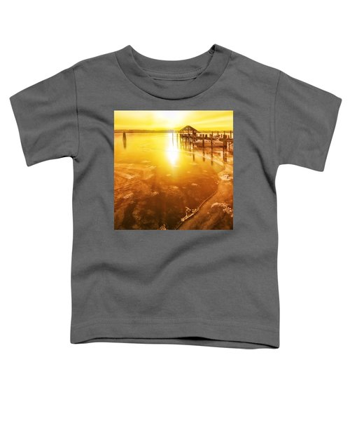 Potomac In Old Town Alexandria Toddler T-Shirt