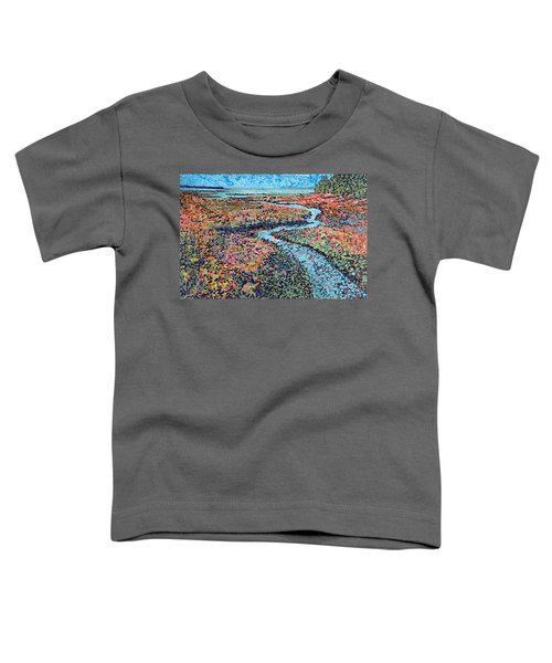 Pottery Creek Toddler T-Shirt