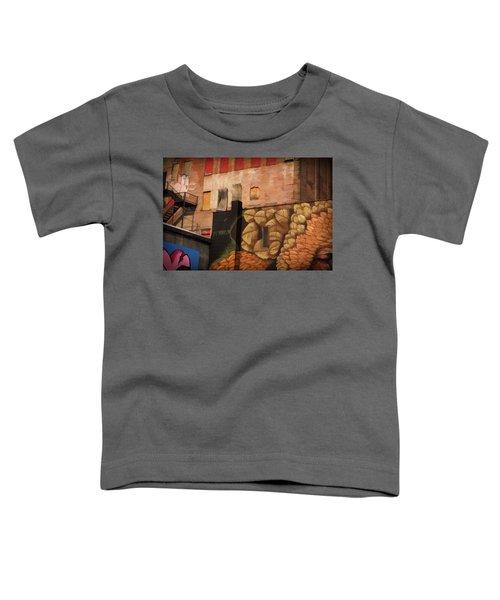 Poughkeepsie Street Art Toddler T-Shirt