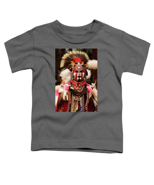 Pow Wow Celebration No 6 Toddler T-Shirt