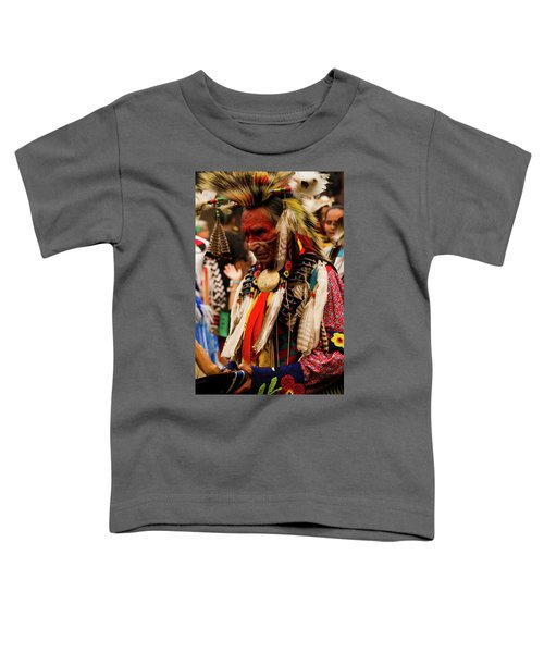 Pow Wow Celebration No 8 Toddler T-Shirt