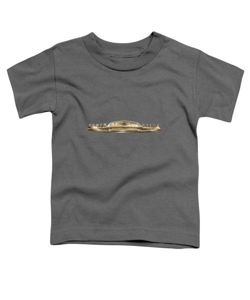 Power Glide Hood Emblem Toddler T-Shirt