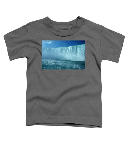 Power Of Water Toddler T-Shirt