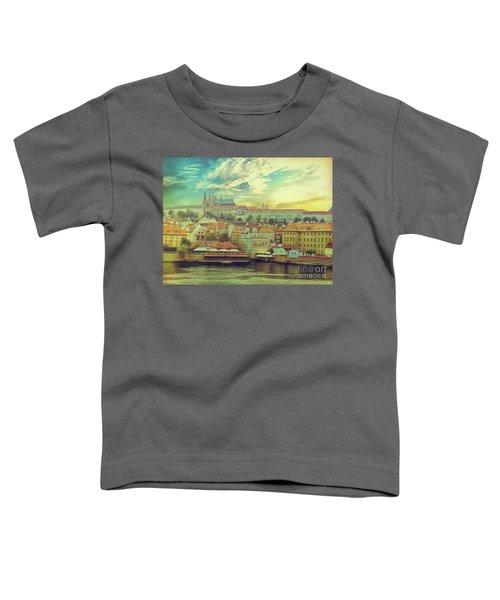 Prague Riverview Toddler T-Shirt