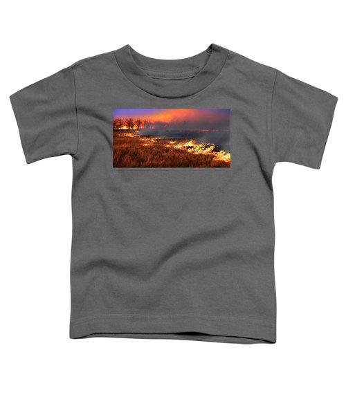 Prairie Burn Toddler T-Shirt