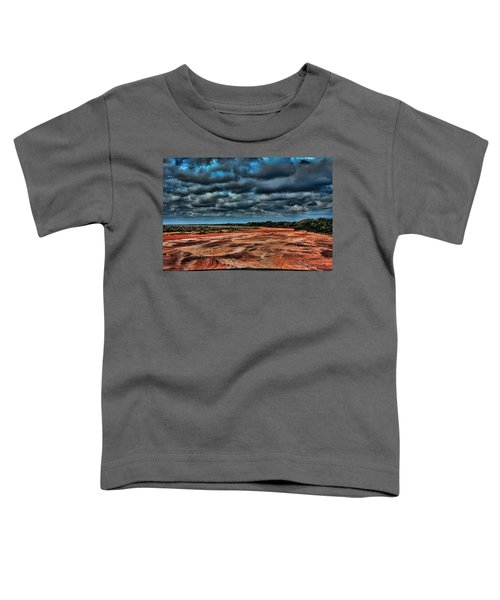 Prairie Dog Town Fork Red River Toddler T-Shirt