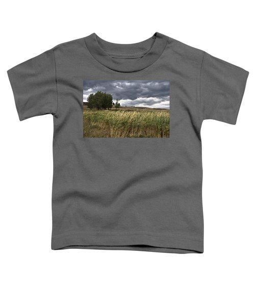 Prairie, Lost Trail Wildlife Refuge Toddler T-Shirt