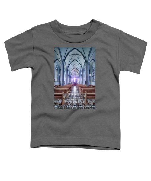 Prayer Arising Toddler T-Shirt