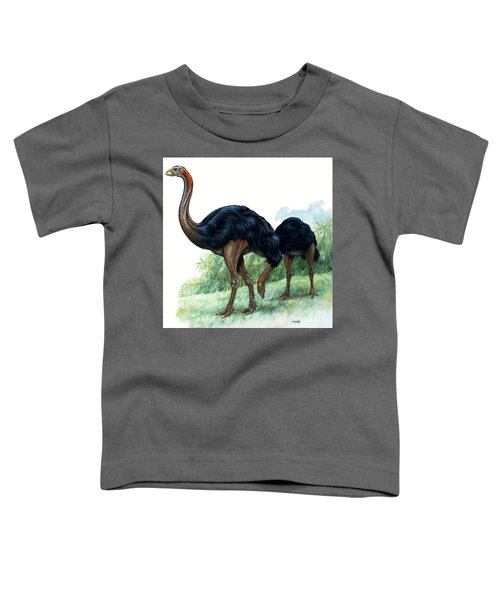 Pre-historic Birds Toddler T-Shirt