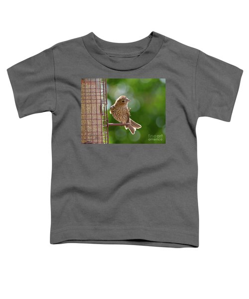 Preening Toddler T-Shirt