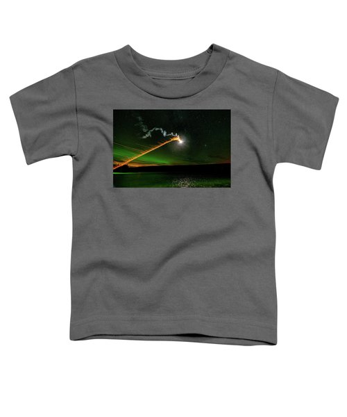 Toddler T-Shirt featuring the photograph Presence by Doug Gibbons