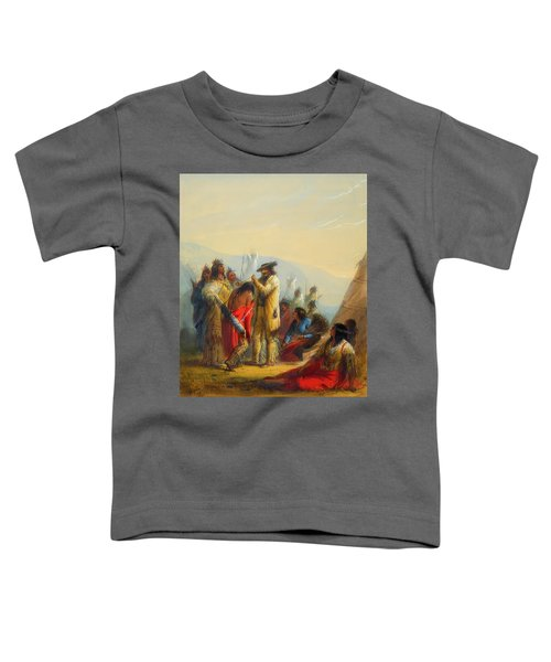Present To Indians Toddler T-Shirt