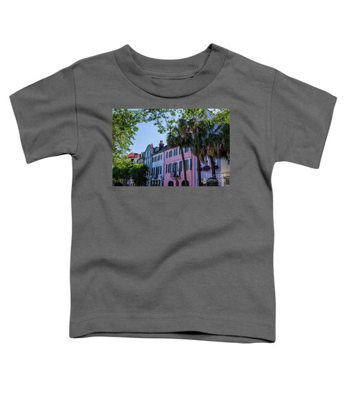 Presenting Rainbow Row  Toddler T-Shirt