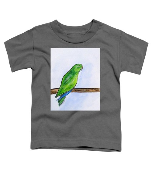 Pretty Boy Toddler T-Shirt