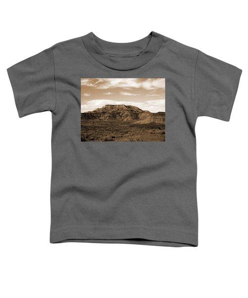 Pretty Butte Toddler T-Shirt