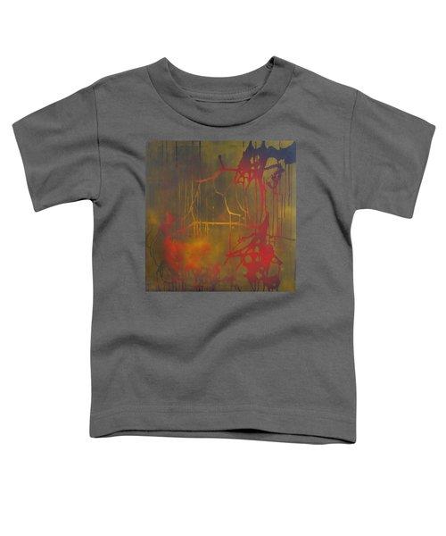 Pretty Violence On A Screen Door Toddler T-Shirt