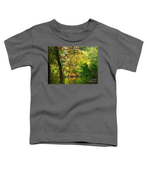 Prettyboy Of Autumn Toddler T-Shirt