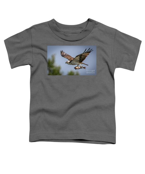 Prey In Talons Toddler T-Shirt