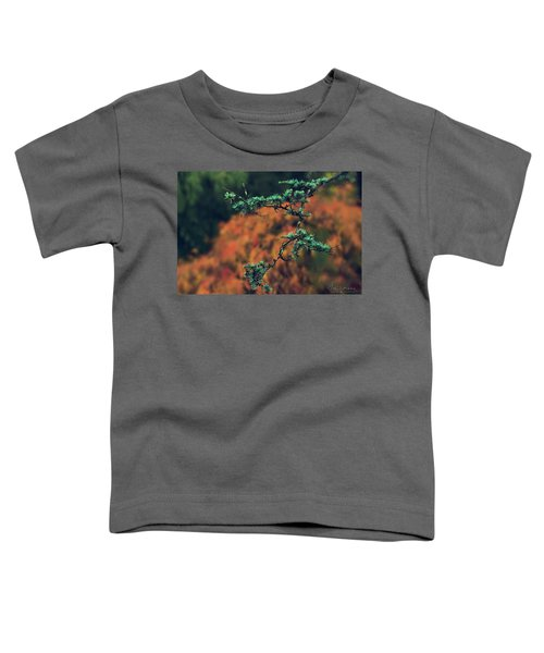 Prickly Green Toddler T-Shirt