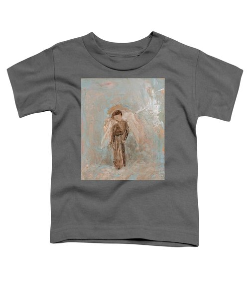 Priest Angel Toddler T-Shirt