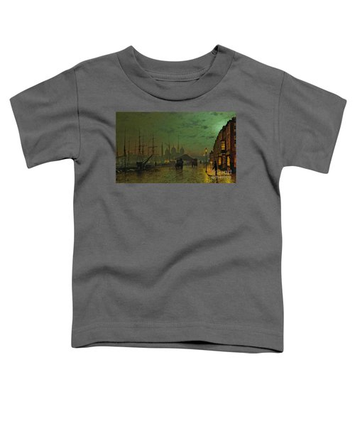 Prince's Dock Hull Toddler T-Shirt