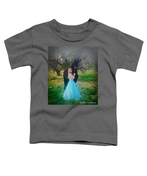Princess' Stallion Toddler T-Shirt