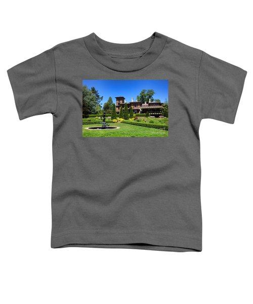 Princeton University Prospect Gardens And House Toddler T-Shirt