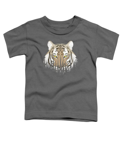 Hiding Tiger Toddler T-Shirt