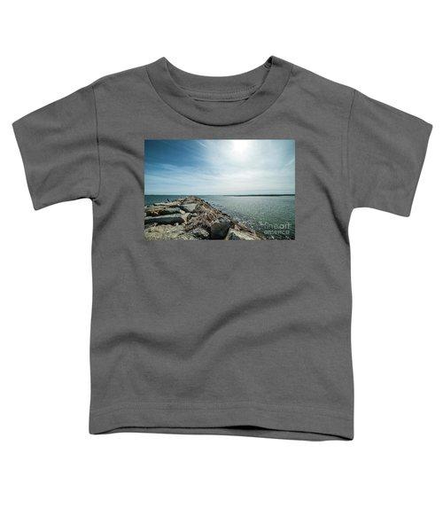 Provincetown Breakwater Toddler T-Shirt
