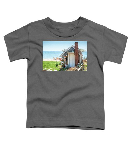 Provincetown Shed Toddler T-Shirt