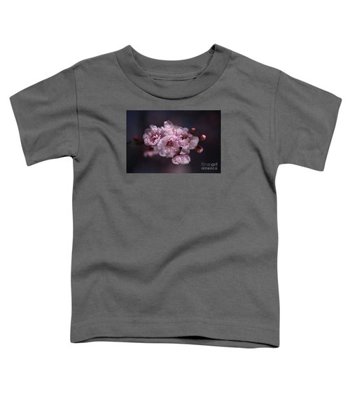 Prunus A Pink Spring Toddler T-Shirt