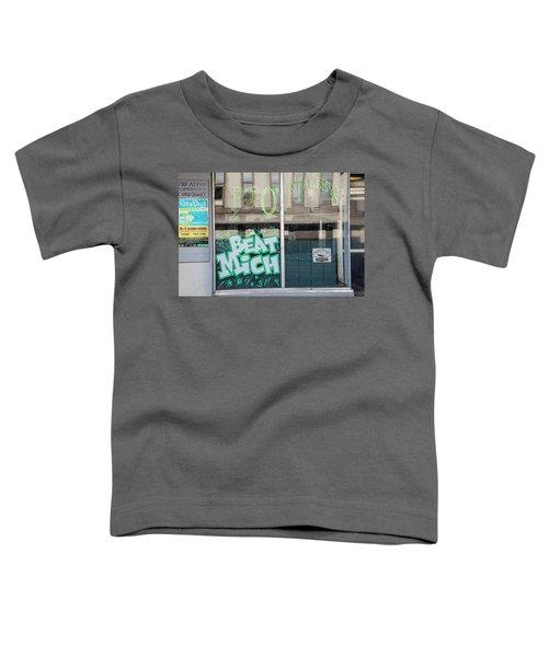 Pt O'maleys Beat Mich Toddler T-Shirt