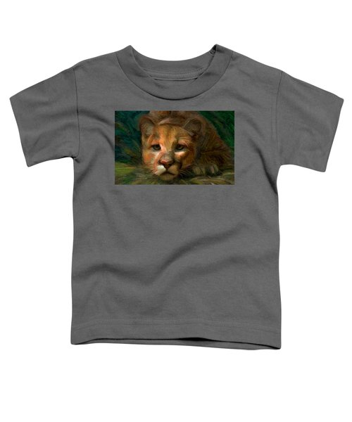 Puma 1 Toddler T-Shirt