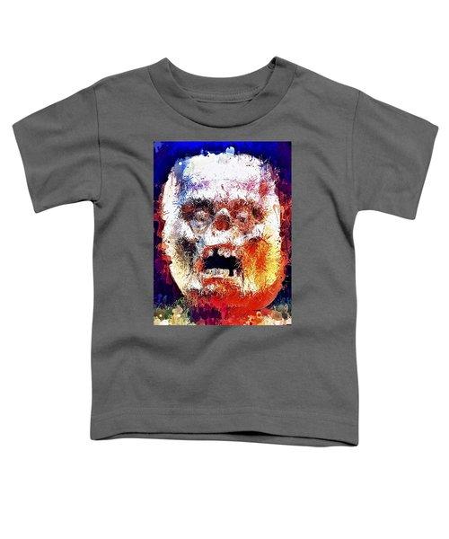 Pumpkin Scream Toddler T-Shirt