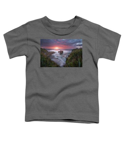 Punakaiki Toddler T-Shirt