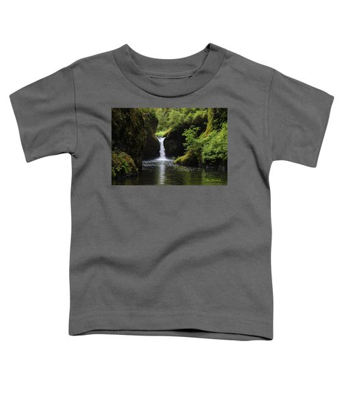 Punchbowl Falls Signed Toddler T-Shirt