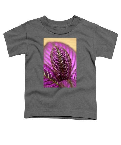 Purple Coleus Toddler T-Shirt