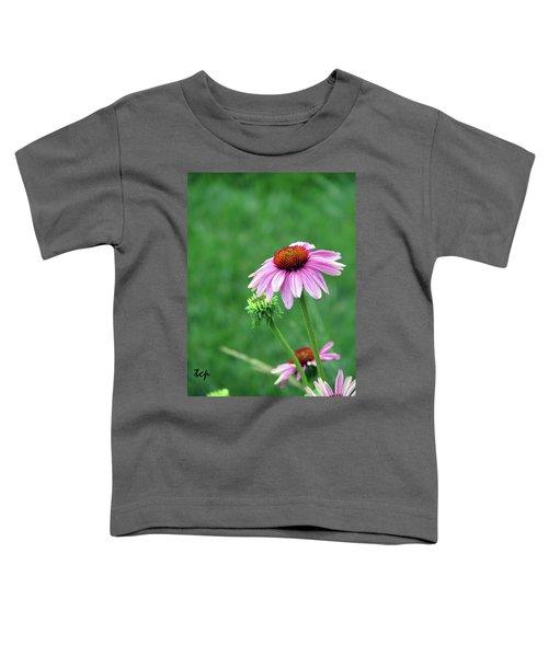 Purple Cone Toddler T-Shirt
