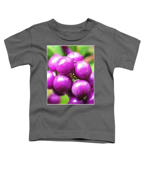 Purple Toddler T-Shirt