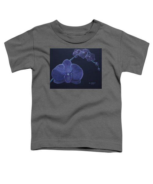 Purple Orchid Toddler T-Shirt
