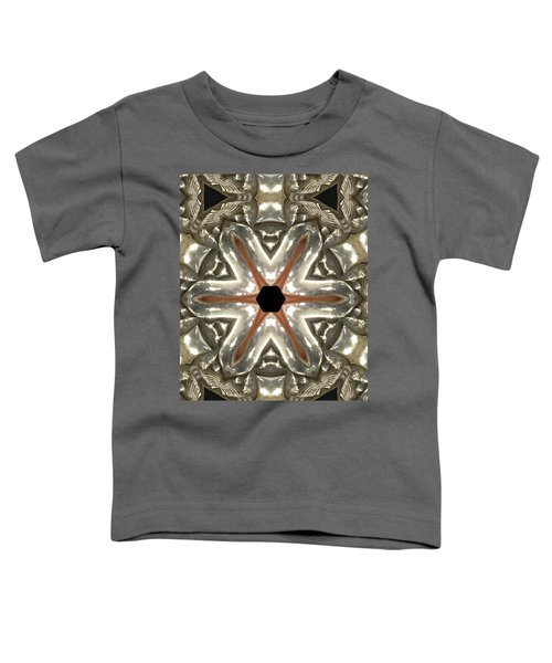 Puzzle In Taupes Toddler T-Shirt