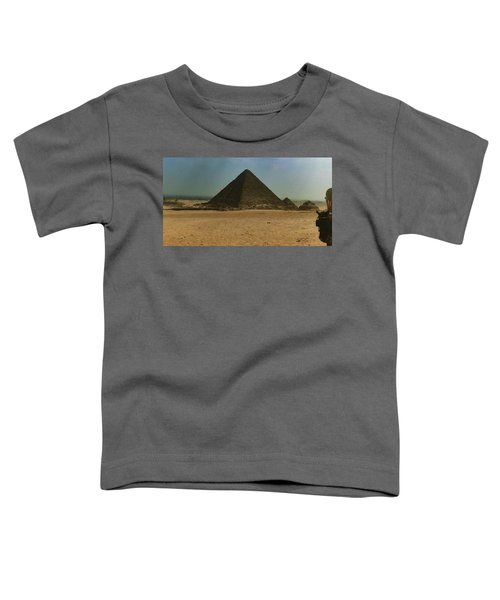Pyramids Of Egypt Toddler T-Shirt