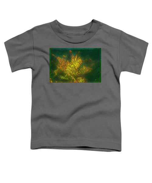 Quantum Fern.... Toddler T-Shirt